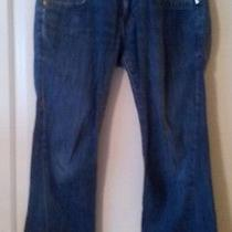 True Religion Joey Jeans - Row 30 Seat 33 Measured (34x30) Twisted Seams Photo
