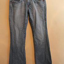 True Religion Joey Mens Jeans Sz 30x33 Boot Cut Row 30 Seat 33 Euc Photo