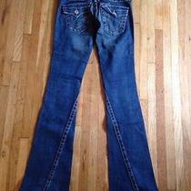 True Religion Joey Row Denim Size 24 Like a Brand New Photo