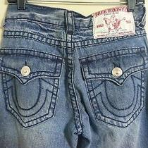 True Religion Joey Super T Row 28 Seat 33 Blue Jeans Photo