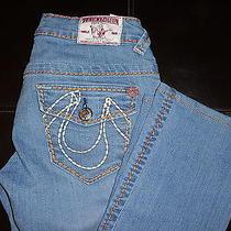 True Religion Ladies Jeans - Joey Super T - Row 28 Seat 33 Photo