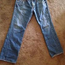 True Religion Men's Jeans Bobby Seat 33 Row 33 Photo