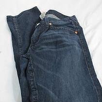 True Religion Men's Jeans Size 34 Section Straight Seat  Photo