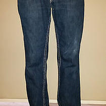 True Religion Mens Jeans Size Seat 34 Photo