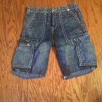 True Religion Men's Shorts Photo