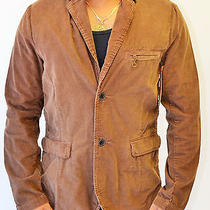 True Religion Mens Blazer in Brown Size Medium - Free Shipping  Photo