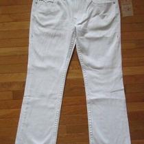 True Religion Mens Straight Optic White Jeans Flap Nwt 199 Moz859kn8v 30 Photo
