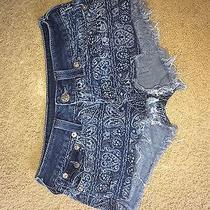 True Religion Print Shorts Photo