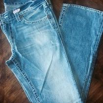 True Religion Ricky Big T Mens  Sz36 (Seat 34) 100% Cotton Authentic  Photo
