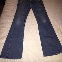 True Religion Section Joey Row Seat World Tour Jeans Size 29 Photo