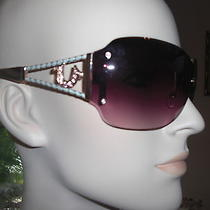 True Religion Sunglasses  Cassidy  Rose Gold New in Case W/original Box Photo