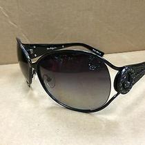 True Religion Sunglasses Jackie Oversized Sunglassesblack60 Mm Never Worn  Photo