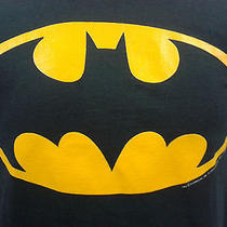 True Vintage Batman T Shirt 90s Dc Comics Comic Tim Burton Movie Era Size S Photo