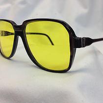 True Vintage Nos Gemini Tom Sunglasses Made in France Flex Hinge Super Durable Photo