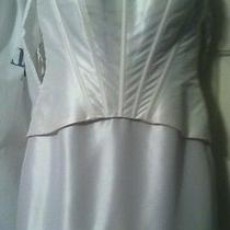 Truly Zac Posen Dress Size 6 (Wedding Dress) Photo