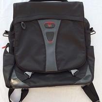 Tumi 5589d T-Tech Computer Messenger Backpack Laptop Bag Photo
