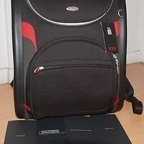 Tumi Ducati T3 Backpack Carry on Computer Bag Discontinued Racing Ballistic Photo