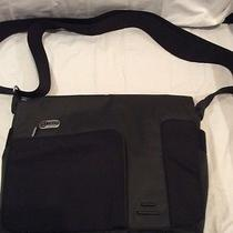 Tumi T Tech Ambassador Slim Messenger/computer Crossbody Bag Photo