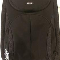 Tumi T3 Backpack Carry on Computer Bag Ballistic Black Mint Condition Photo