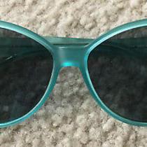 Turquoise-Framed Armani Exchange Ax 4006 Sunglasses 8021/11  Photo