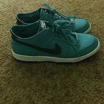 Turquoise Nikes Photo