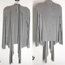 Twelfth Street Anthropologie Cynthia Vincent Lightweight Knit Cardigan Size M Photo