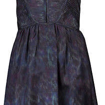 Twelfth Street Cynthia Vincent Silk Corset Ikea Dress S 6 235 Anthropologie  Photo
