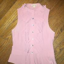 Twenty One Blush Top Forever 21 Pale Pink Sz S Photo