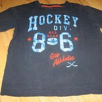 Two Gap Kids Size 8 Sports Shirts.  Lacrosse and Hockey Photo