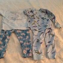 Two Girls Baby Gap 2years Pajamas Photo