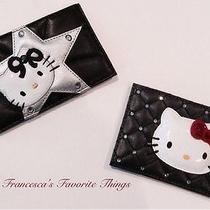 Two of Swarovski's Best Hello Kitty Credit/business Card Holders to Choose From Photo