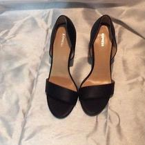 Two Piece Heeled Sandal by Express Size 8 Photo