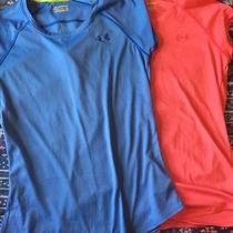 Two Under Armour Heat Gear Tops Photo