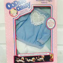 Tyco Oopsie Daisy Kid Sister & La Baby Outfit Baby Doll Clothes Nib Photo