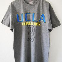 Ucla Bruins Gray Mens T-Shirt Short Sleeve Jansport Large L Photo