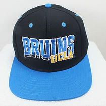 Ucla Bruins Retro Vintag Plastic Snapback Hat Cap New  Photo