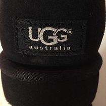 Ugg-5854 Women's Classic Mini Black Size 10 Photo