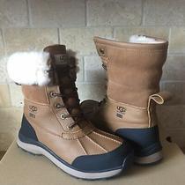 Ugg Adirondack Iii Chestnut Waterproof Leather Snow Boots Size Us 10 Womens Photo