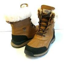 Ugg Adirondack Iii Women Boots Leather Chestnut Us 7 / Uk 5 /eu 38 /jp 25 Photo