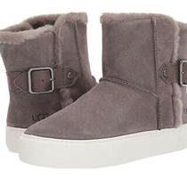 Ugg Aika Mole Suede Sheepwool Classic Sneaker Ankle Boots shoe.new. Size 8 Women Photo