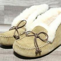 Ugg Alena Women's Comfort Slipper Sz 6 (E2-1600) Photo