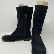Ugg Annisa Suede Leather Mid-Calf Boots Womens Size 8.5 Us Photo