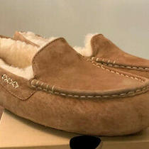 Ugg Ansley 3312 Chestnut Womans Slippers/ Moccasins Size 5 Authentic Brand New Photo