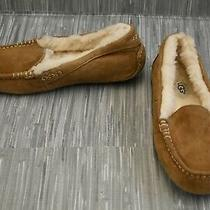 Ugg Ansley 3312 Slippers Women's Size 8 Brown Photo