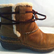 Ugg Australia  5136 Cove Toast Women's Boot Size 7m Retail 148.00 Photo