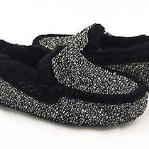 Ugg Australia Ansley Fancy Black Fur Slippers Size 7 New in Box Photo
