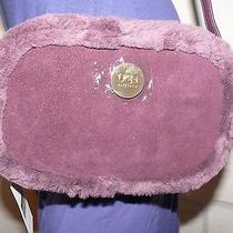 Ugg Australia Bailey E/w Box Zip Crossbody Wbz012 Port Burgundy Maroon 165 Bag Photo