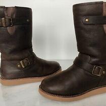 Ugg Australia Boot Kensington Ii Toast Brown 1004144 Women Size 10 Photo
