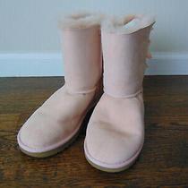 Ugg Australia Boots  sz.4  S/n 3280k New Photo