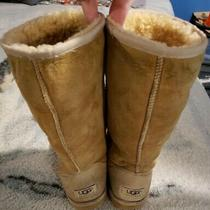 Ugg Australia Boots Womens Size 6 Tall Uggs Photo